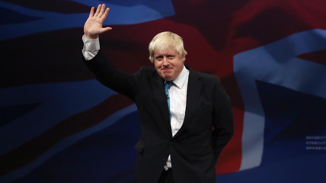 Boris Johnson promete reparar daño económico por COVID-19 en Reino Unido