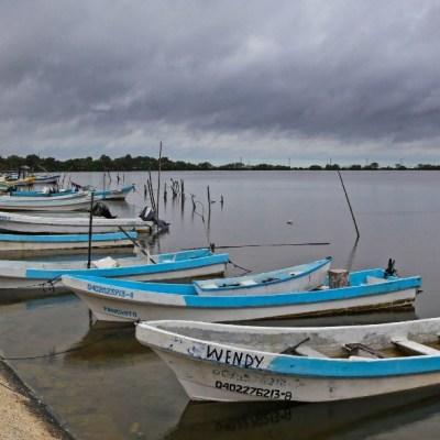 El fenómeno hidrometeorológico genera lluvias torrenciales a extraordinarias en los estados del sureste y Península de Yucatán. (Foto: Cuartoscuro)