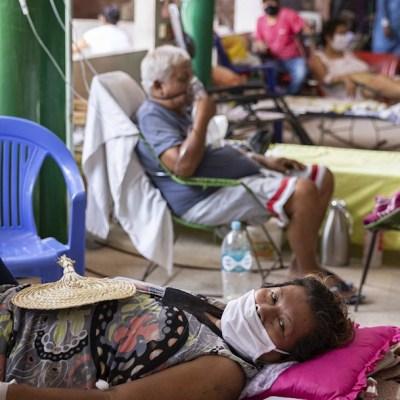 Casos de coronavirus suman 6.4 millones en el mundo. (Foto: EFE)