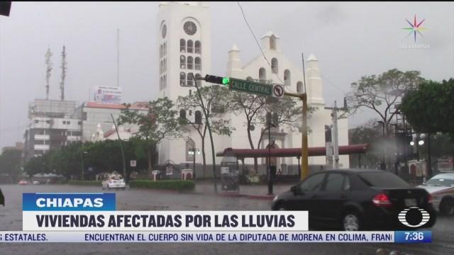 chiapas campeche y yucatan sufren inundaciones por tormenta cristobal