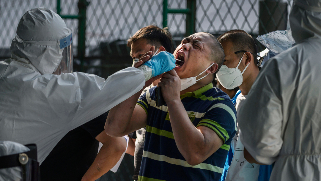 FOTO: Pekín acelerará las pruebas masivas de COVID-19 ante el aumento de casos, el 23 de junio de 2020