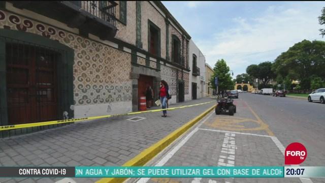 Cholula Puebla cierra lugares emblemáticos por sismo 23 junio