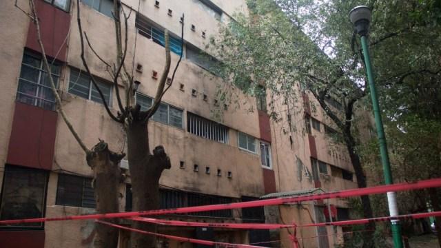 Cinco edificios más de la Unidad Lindavista Vallejo registraron daños tras sismo