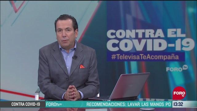 FOTO: contra el covid 19 televisateacompana primera emision del 24 de junio de