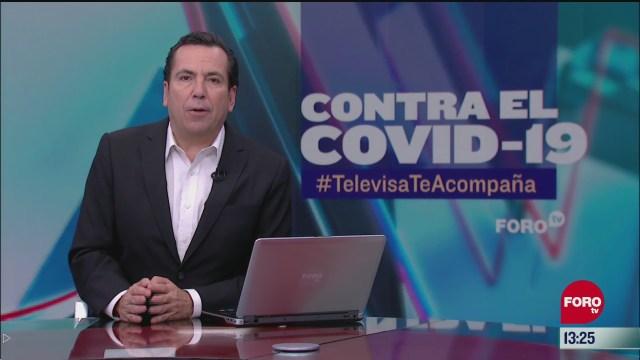 contra el covid 19 televisateacompana primera emision del 25 de junio de