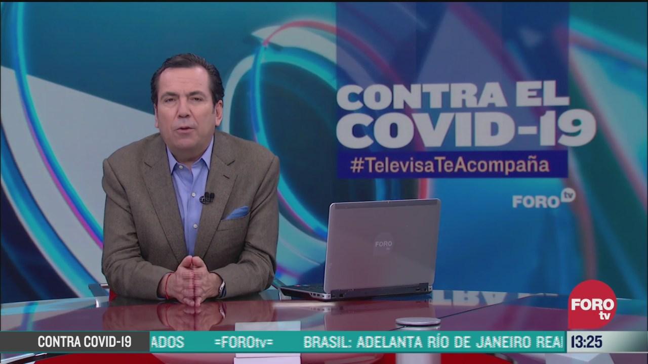 contra el covid 19 televisateacompana primera emision del 29 de junio de