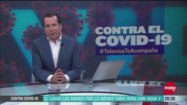 contra el covid 19 televisateacompana segunda emision 1 de junio de