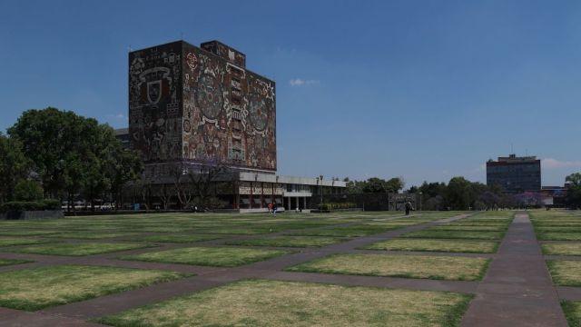 Universidad Nacional Autónoma De México Campus Pase Reglamentado Foto