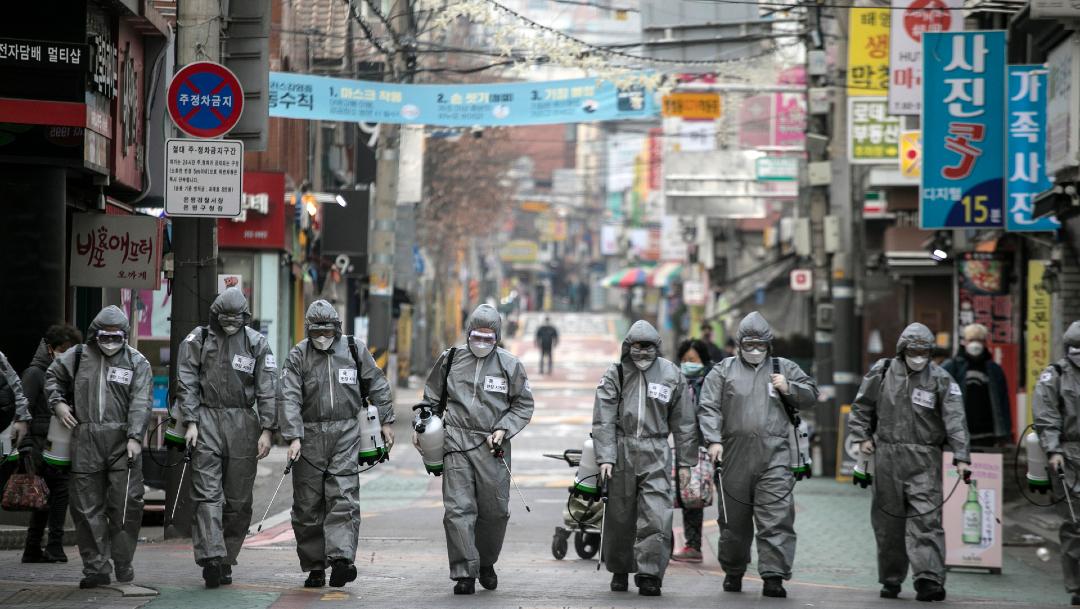 FOTO: Corea del Sur asegura que enfrenta una 'segunda ola' de coronavirus, el 22 de junio de 2020