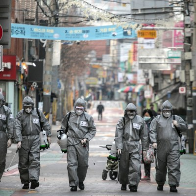 Corea del Sur asegura que enfrenta una 'segunda ola' de coronavirus