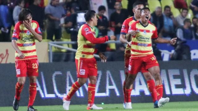 """""""Monarcas"""" abandonará Morelia, donde en su larga historia logró el título del Torneo Invierno 2001 al derrotar al Toluca."""