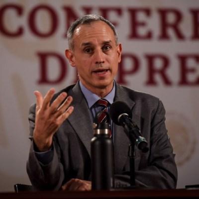 Hugo López-Gatell, subsecretario de Prevención y Promoción de la Salud,