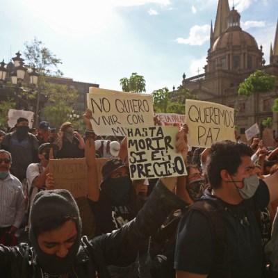 Enrique Alfaro acepta y atenderá recomendaciones de la ONU por manifestaciones