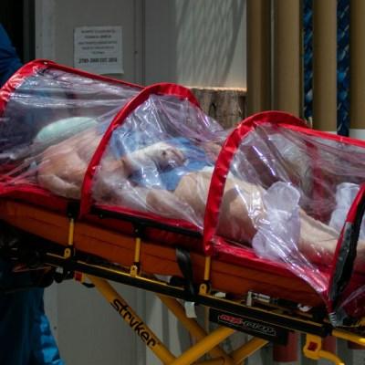 Suman en México 129 mil 184 casos confirmados de coronavirus y 15 mil 357 muertos