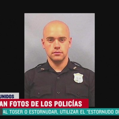Dan a conocer fotografías de policías involucrados en muerte de Rayshard Brooks