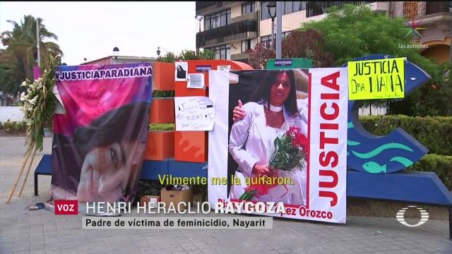 de 2017 a la fecha suman 25 feminicidios en nayarit