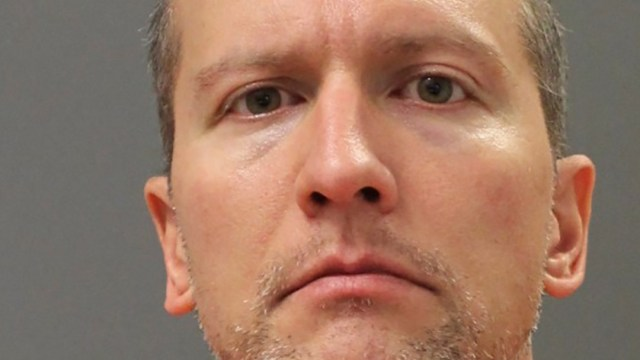 Derek Chauvin, policía que mató a George Floyd. Reuters