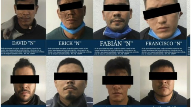 Detenidos por ataque contra Omar García Harfuch