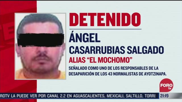 El Mochomo implicado en caso Ayotzinapa