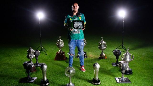 Foto: León de 'Nickiller' Sosa se corona como primer campeón de la eLiga MX, 14 de junio de 2020, ( eLiga MX )
