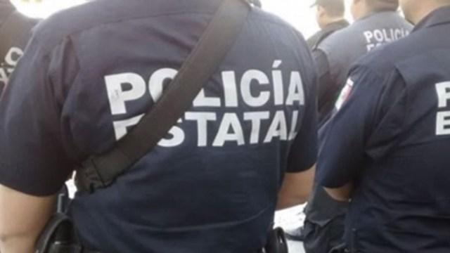 Elementos de la Policía Estatal de Colima. SSP Colima