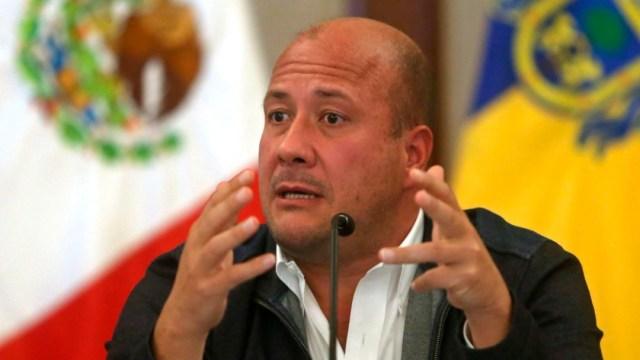Enrique Alfaro, gobernador de Jalisco. Efe