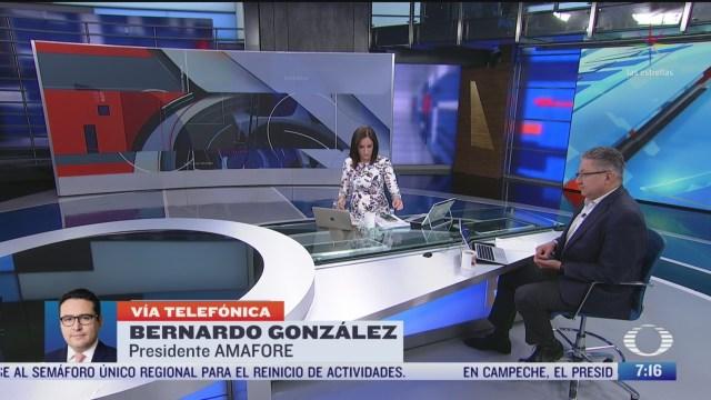 entrevista con el presidente de la asociacion mexicana de afores para despierta