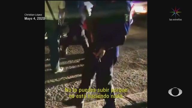 estados registran detenciones violentas por covid