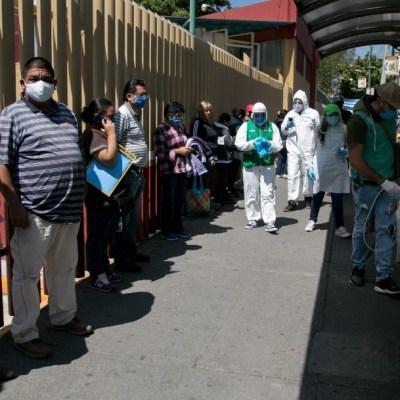 EEUU emite alerta sobre situación epidemiológica mexicana