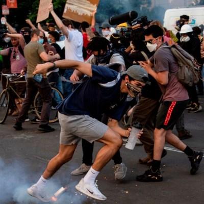 EEUU vive séptima jornada de protestas por muerte de Floyd