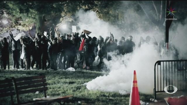 estados unidos vive su septima jornada de protestas contra la brutalidad policiaca