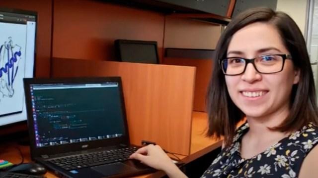 Estudiante Egresada UNAM Beca NASA Astrobiología
