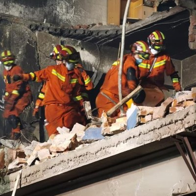 Suman 19 muertos y más de 170 heridos tras explotar un camión cisterna en China