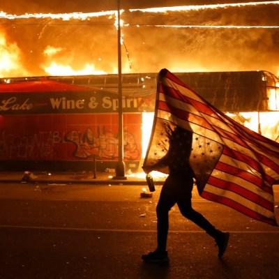 Por qué estas protestas de EE.UU. fueron las más intensas desde la muerte de Martin Luther King
