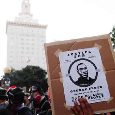 Día 9 de protestas por la muerte de George Floyd: Aumentan críticas a Trump y manifestaciones pacíficas