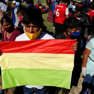 Dos personas mueren en calles de Bolivia con sospecha de COVID-19