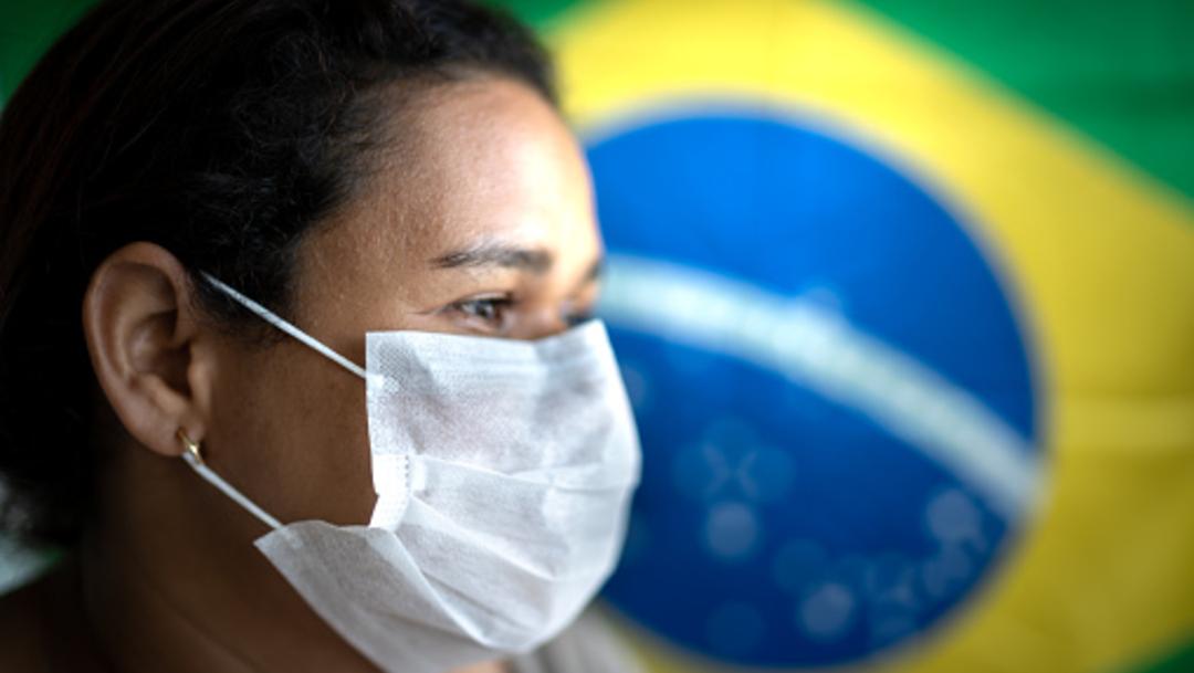 La media de muertes diarias en Brasil bajó un 10 % en la última semana y ahora se ubica por debajo de los 700 decesos