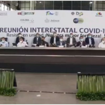 Gobernadores de oposición llaman a AMLO a 'diálogo real y franco' para hacer frente al Covid-19
