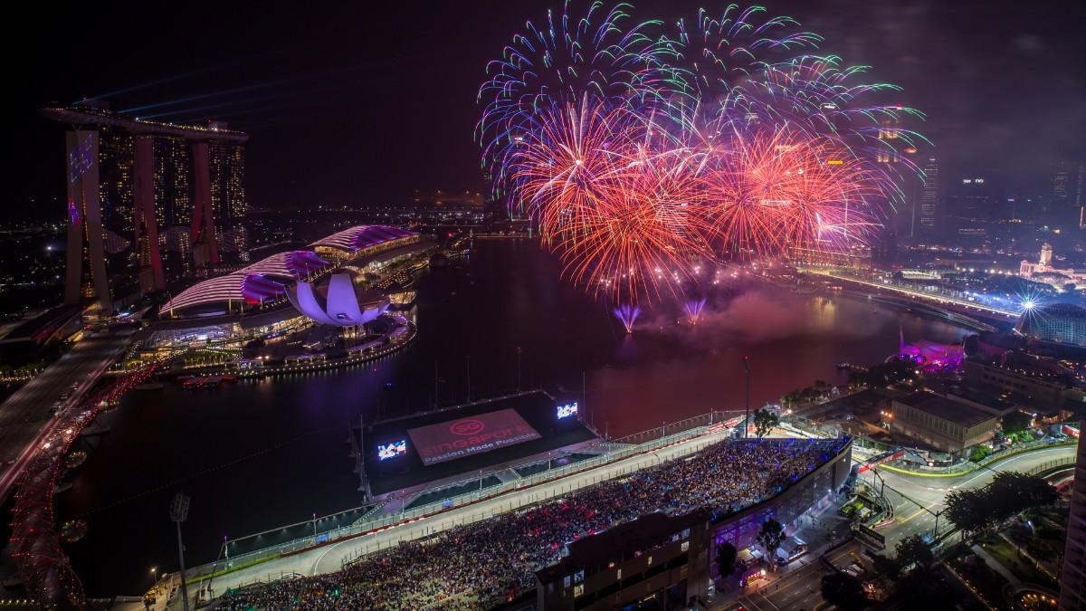 F1 cancela carreras de Azerbaiyán, Singapur y Japón