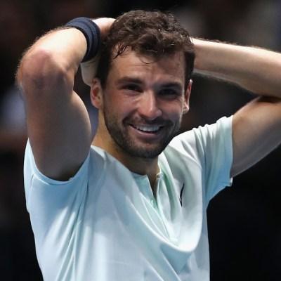 El tenista Grigor Dimitrov da positivo a COVID-19 tras 10 días en el torneo de Djokovic