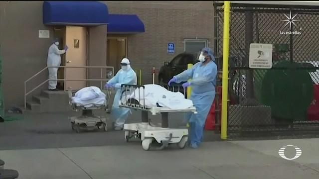 Repatriación de cenizas de mexicanos muertos por coronavirus en Nueva York