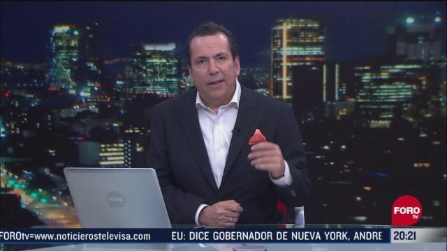 Las Noticias Ana Francisca Vega Programa Completo Forotv 2 Junio 2020