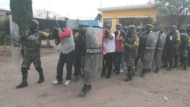 Liberan a 19 de los 26 detenidos en Guanajuato ligados al Cártel de Santa Rosa de Lima