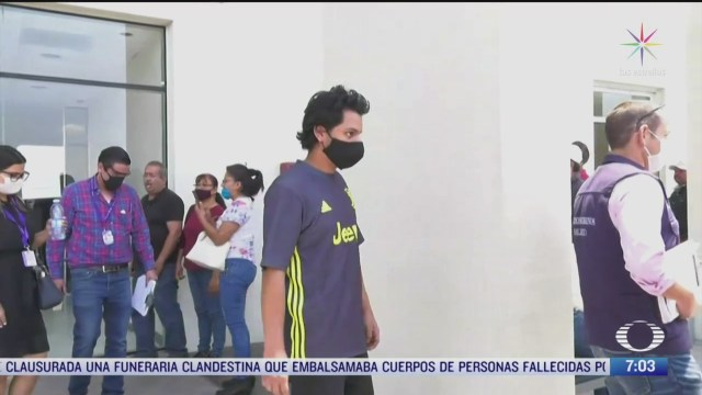 liberan a detenidos que vandalizaron el palacio de gobierno en guadalajara