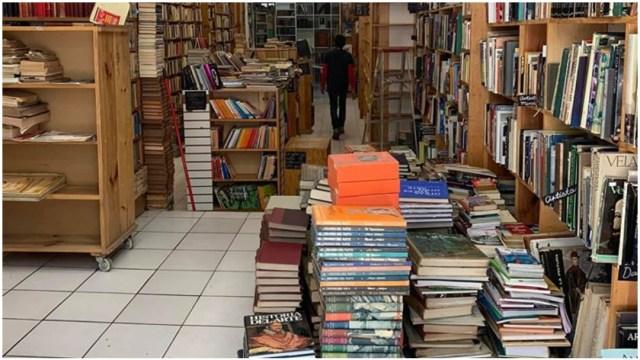 Foto: Librería A Través del Espejo cerrará para siempre, 20 de junio de 2020 (Facebook)