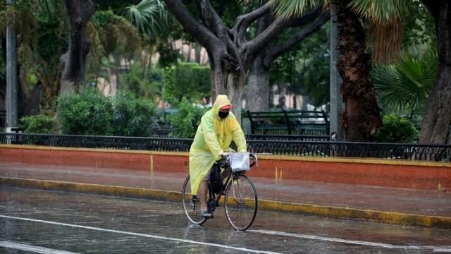 Se pronostican lluvias en varios estados de México. (Foto: Cuartoscuro)