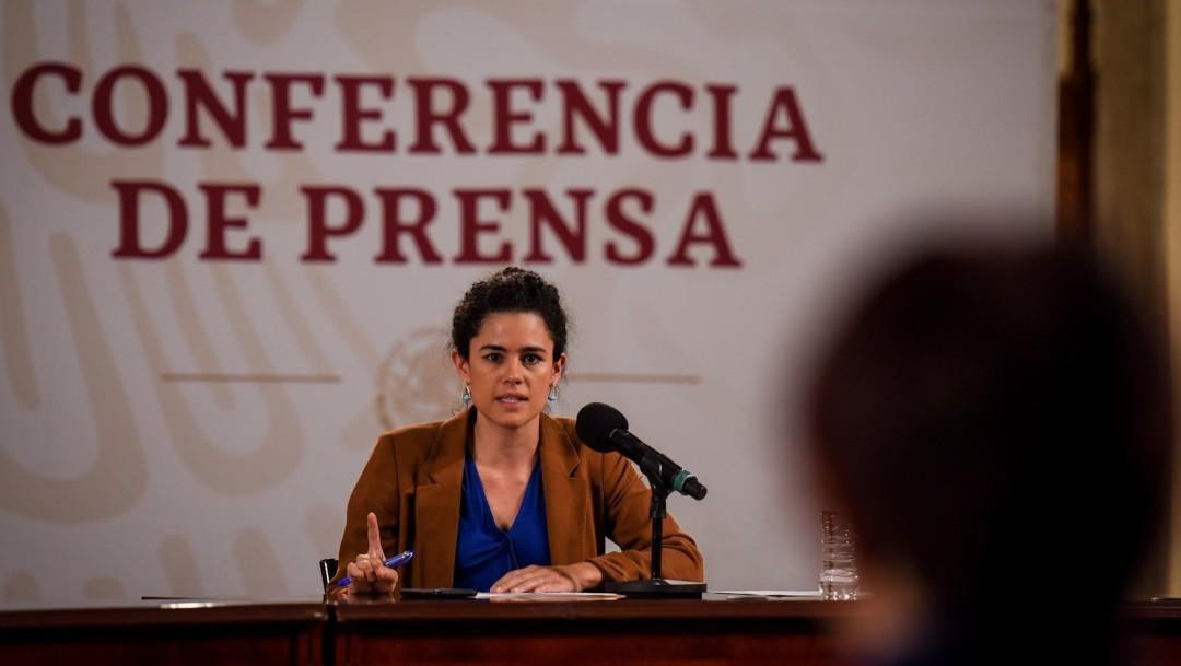 Suman 1.3 millones de beneficiarios del programa Jóvenes Construyendo el Futuro: Luisa María Alcalde