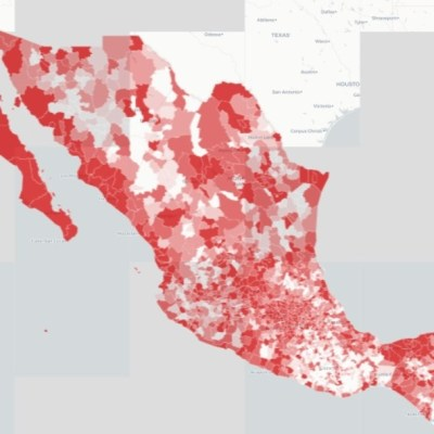 Mapa y casos de coronavirus en México del 29 de junio de 2020