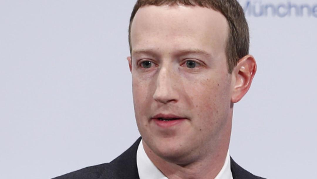 Mark Zuckerberg, SEO de Facebook. Getty Images