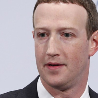 Mark Zuckerberg, SEO de Facebook. Getty Images